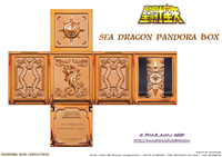 Sea dragon box